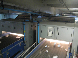 waste sorting : optical sorter