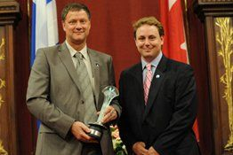 SHERBROOKE OEM WINS ENVIRONMENTAL PHOENIX AWARD IN WASTE MANAGEMENT CATEGORY